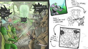 Storia Neferidan Sketch Ufficiale by Gallex91