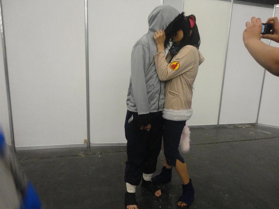 Hinata and Kiba by Darrajunior on DeviantArt |Kiba And Hinata Kissing