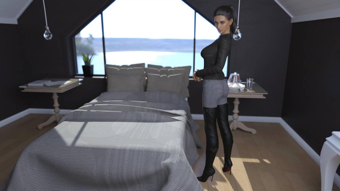 Nicki Bedroom