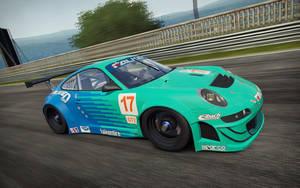 Porsche 911 GT3 RSR by DarkRaider2012