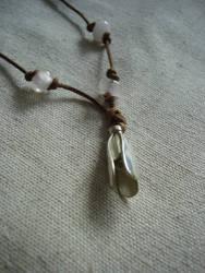Silver Snopdrop by terrakoru