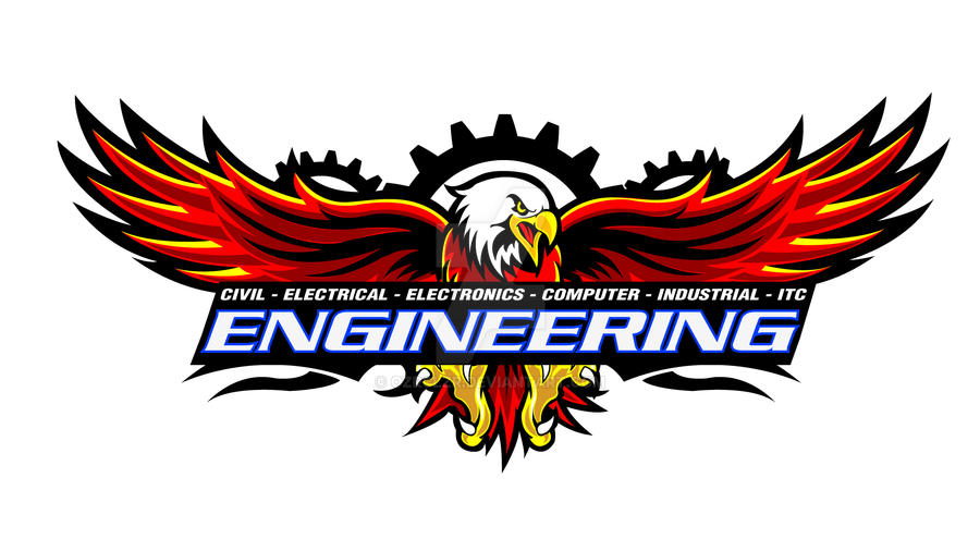 Engineering sportsfest by ozrclzr on deviantart for Mechanical logos for t shirts