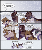 IHEAY: OMFA Contest page 1 by LilGreenTraveler