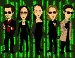 Refuge from the Matrix
