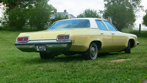 1973 olds delta 88 by sonicblaster59