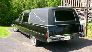 1974 Cadillac Hearse by sonicblaster59