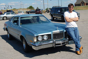 Cougar Town!  my 76 mercury by sonicblaster59