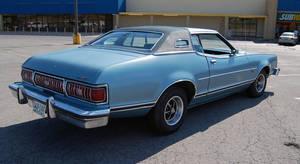 1976 Mercury Cougar X-R7 by sonicblaster59