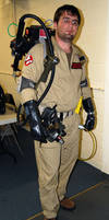 My Ghostbusters Outfit