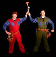 Super Mario Bros Movie Poster by sonicblaster59