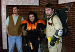 Extreme Ghostbusters Kylie and Eduardo