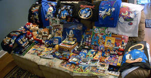 Sonic Mega Collection by sonicblaster59
