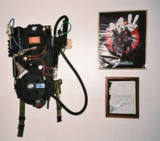 My Proton Pack by sonicblaster59