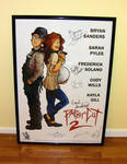 PAPERCUT 2 signed movie poster