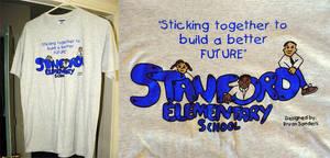 Elementary School Tshirt logo