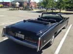 my 76 Caddy Eldorado rag top