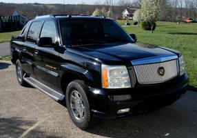 Matrix Reloaded Cadillac Escalade EXT