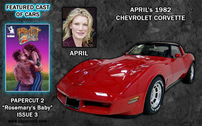Aprils 1982 Corvette Coupe by sonicblaster59
