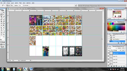 65% complete on new PC2 comic book by sonicblaster59