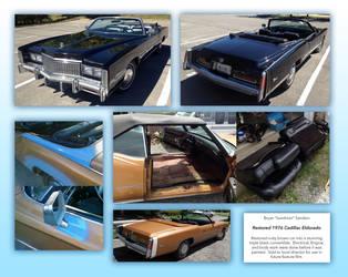 Restored 1976 Cadillac Eldorado