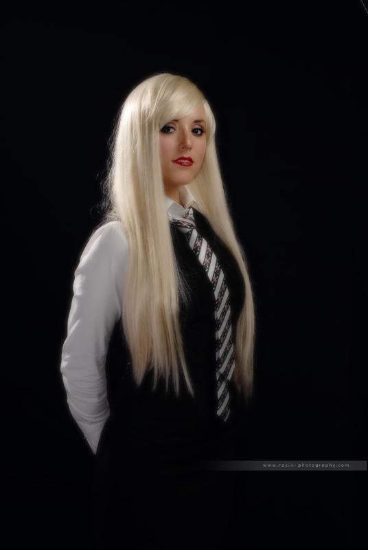 She Fades To Black by Raz1n