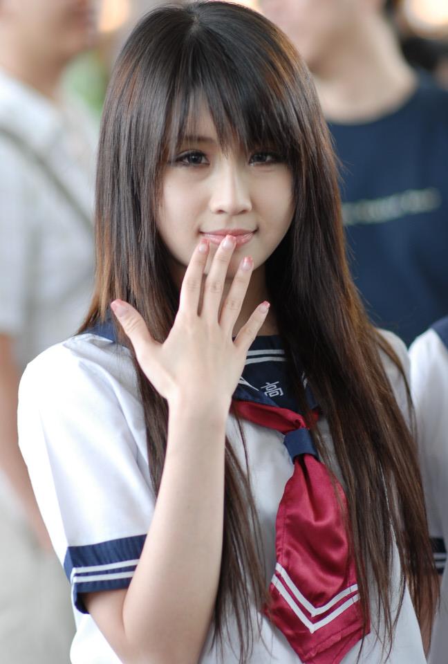 Japanese School Girl Gangbang