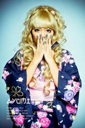 Ayumi Hamasaki by Raz1n