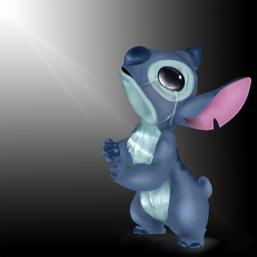 Manically Depressed Stitch by BrandiMuffin For someone who portrayed such an innocent character on High School Musical, ...