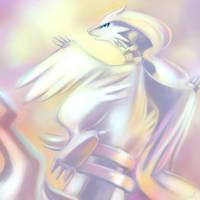 Reshiram by TheAngelKitten