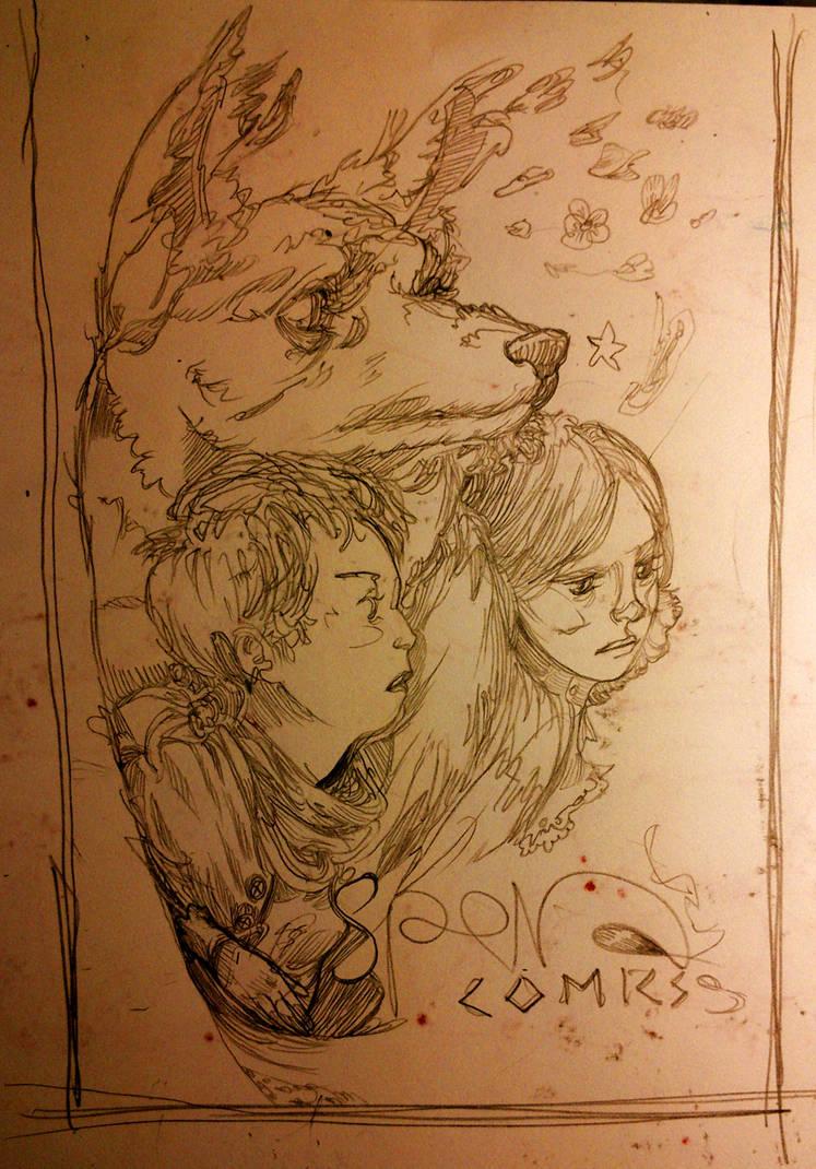 tribute to Spera comics by Hencid
