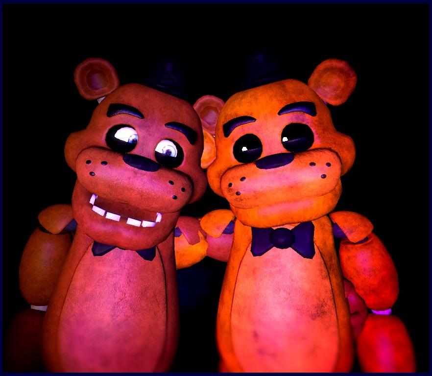 Fnaf Gmod] Brothers  by ColleenLok on DeviantArt