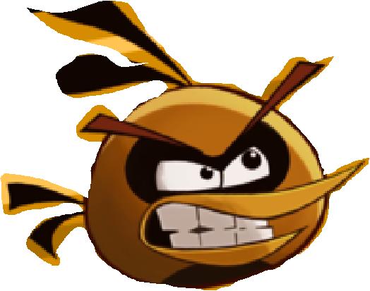 Angry Bird Oran...