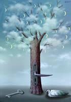 Cosmic tree s by Mihai82000