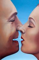 Personification of the Kiss by Mihai82000