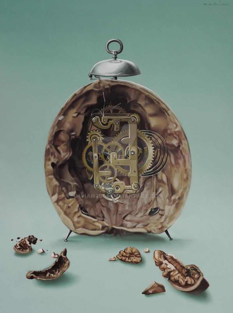 Autumnal Clock by Mihai82000