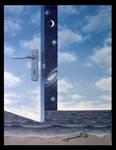 Metaphisyc door.