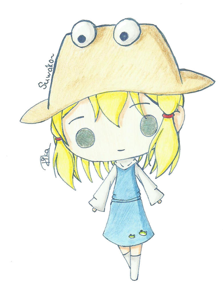 Suwako_ko by Rika-strife