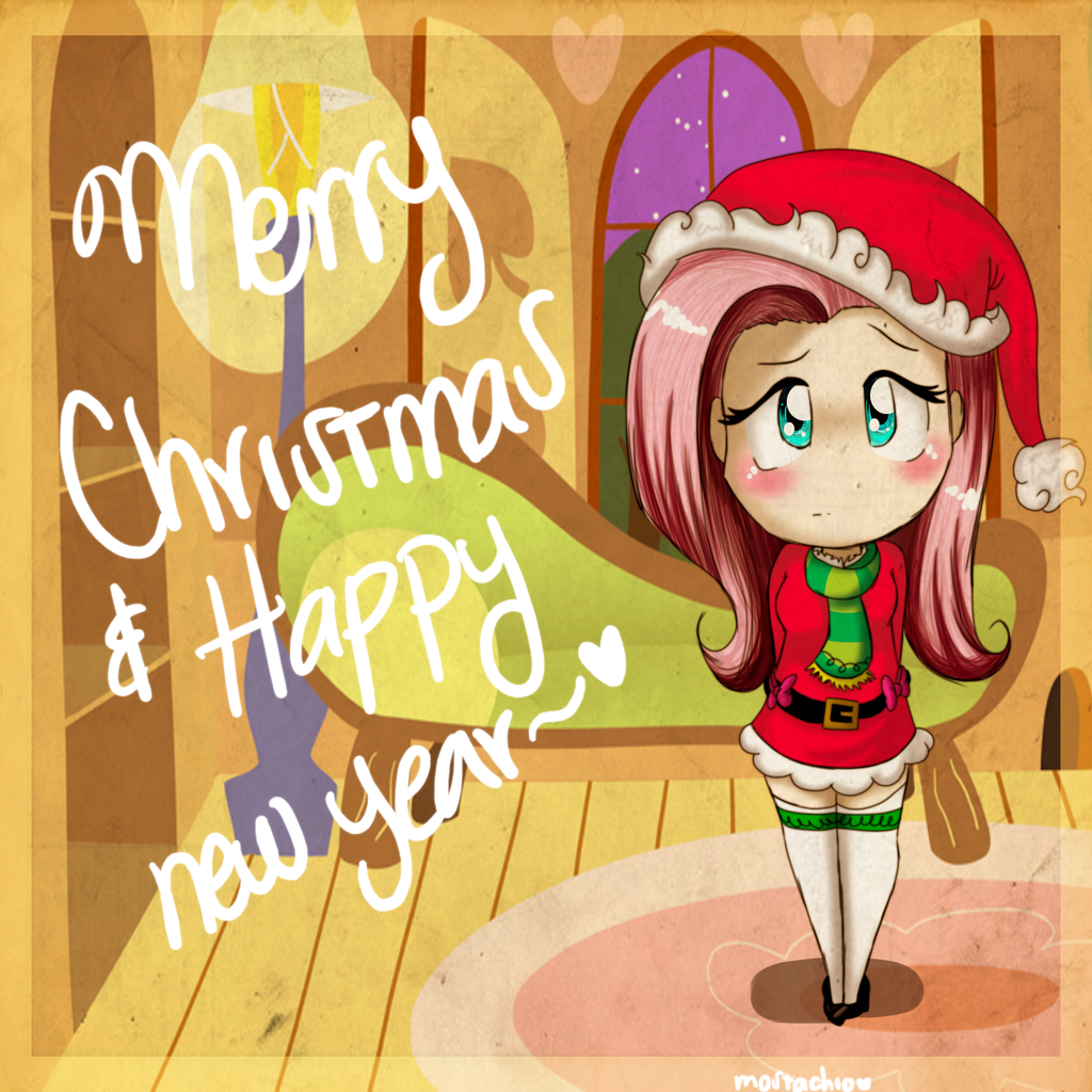 Merry Christmas! by CosmicPonye