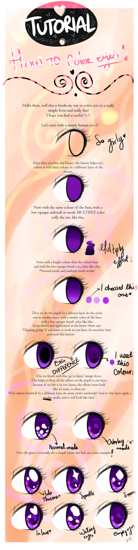 .Tutorial Eyes. by CosmicPonye