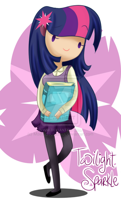 .Twilight Sparkle. by CosmicPonye