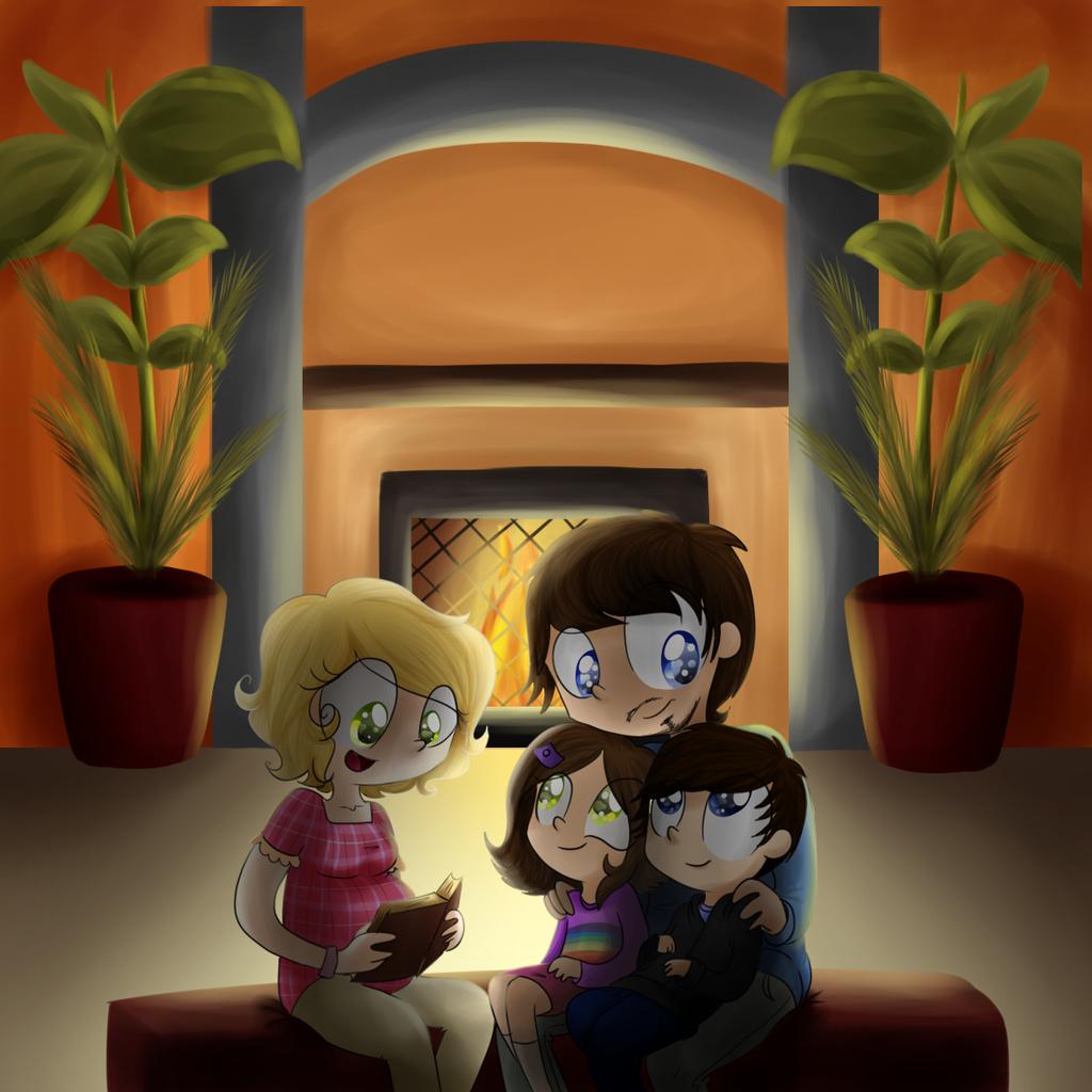 .Family Reunion. by CosmicPonye