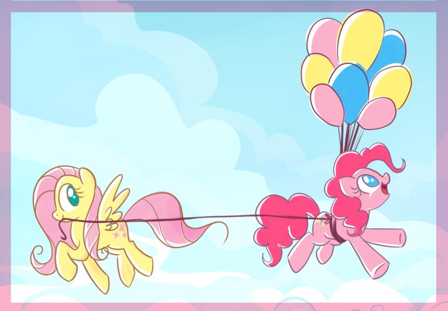 .C'mon Pinkie. by CosmicPonye