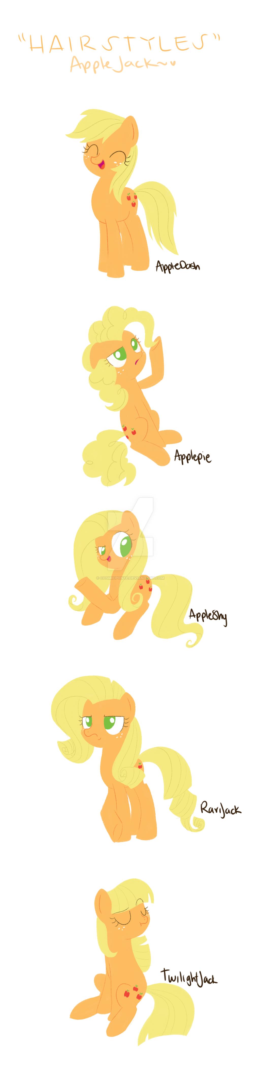 appletastic! by CosmicPonye