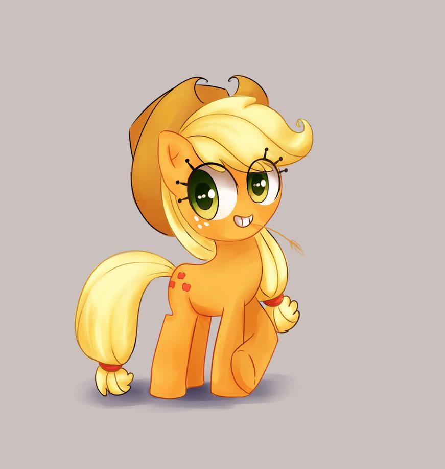 Farm Horse by CosmicPonye