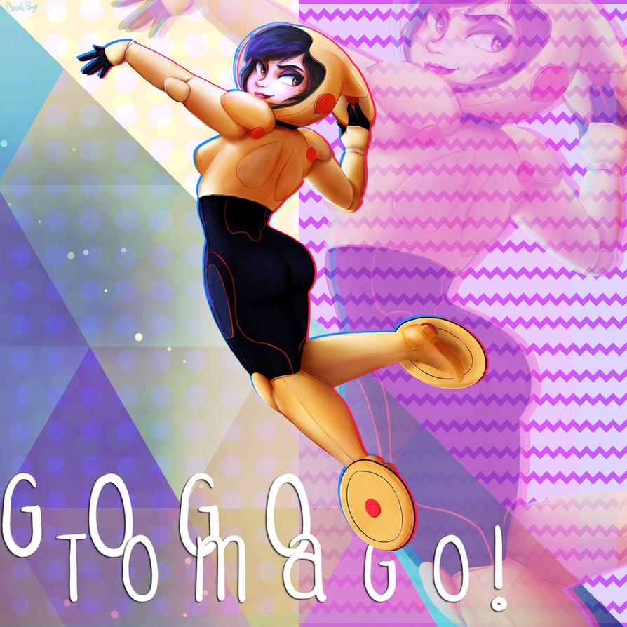 Gogo Tomago! by CosmicPonye
