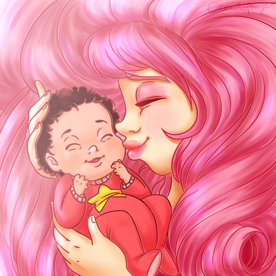 Mother by CosmicPonye