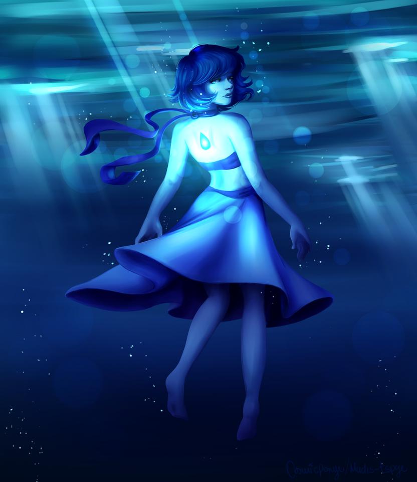 Lapis lazuli by CosmicPonye
