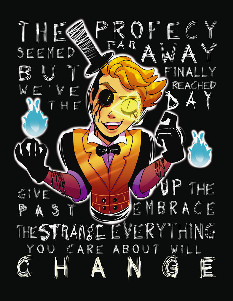 the devil himself by CosmicPonye