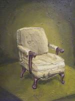 Potrait of a Chair by Joceweir
