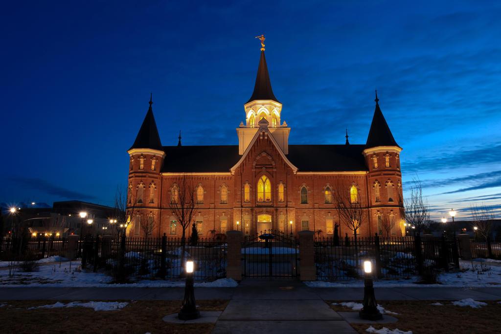 Provo City Center LDS Temple by Ericseye